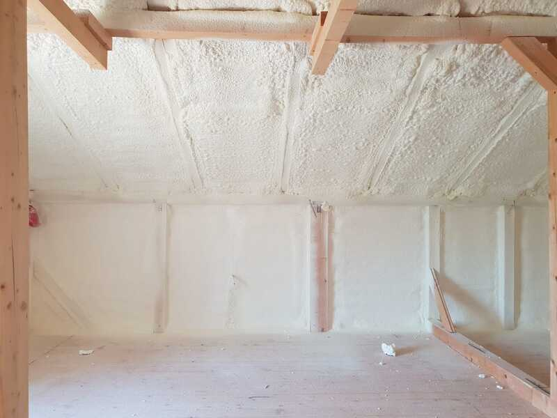 Residential Closed-cell Spray Foam Insulation Minneapolis